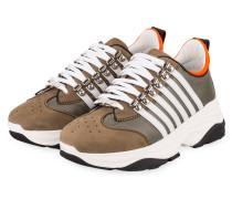 Sneaker BUMPY 251 - KHAKI/ WEISS