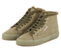 Hightop-Sneaker SYNSHEARLING - KHAKI