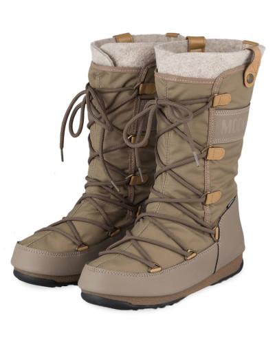 Günstige Spielraum Moon Boot Damen Moon Boots MONACO FELT - SAND Rabatt Erwerben Alle Jahreszeiten Verfügbar Verkaufspreise F02couX3S