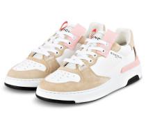 Sneaker - WEISS/ BEIGE/ ROSA