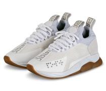 Sneaker CROSS CHAINER - WEISS