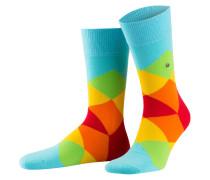 Socken CLYDE - 6207 blue/white