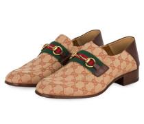 Loafer - BEIGE/ BRAUN