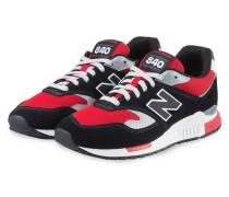 Sneaker ML840 - ROT/ SCHWARZ
