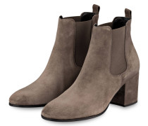 Chelsea-Stiefeletten JADE - TAUPE