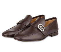 Loafer GG - BRAUN
