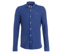 Hemd GERALD Slim-Fit - blau