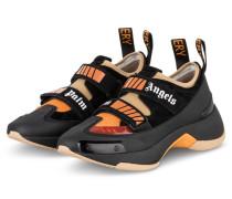 Sneaker RECOVERY - SCHWARZ/ ORANGE