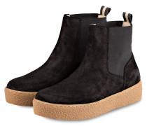 Plateau-Chelsea-Boots - SCHWARZ