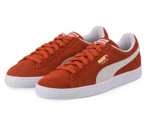 Sneaker SUEDE CLASSIC - orange