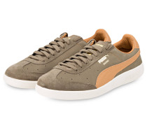 Sneaker MADRID TANNED - khaki