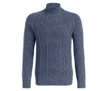 Pullover K-AVERY mit Zopfmuster