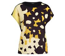 Shirt SARTY PRINT im Materialmix