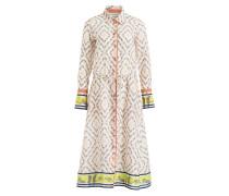Kleid MOHGLI aus Seide