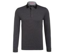 Jersey-Poloshirt CUPTEA