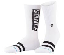 Socken OG - weiss