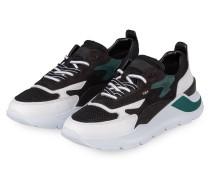 Sneaker FUGA - SCHWARZ/ GRÜN/ WEISS
