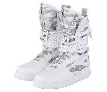 Boots SF AIR FORCE 1 HI IBEX - WEISS