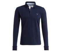Rugbyshirt - dunkelblau