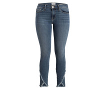 Cropped-Jeans CRISTALLO
