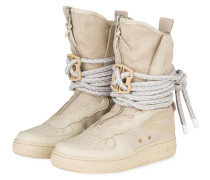 Boots SF AIR FORCE 1 - ECRU
