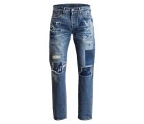 Destroyed-Jeans 501 Original Fit