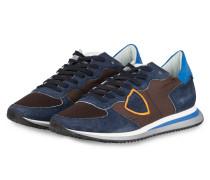 Sneaker TRPX - BLAU/ DUNKELBRAUN