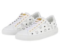 Sneaker LOGO GROUP - WEISS