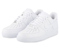 Sneaker AIR FORCE 1 `07 - WEISS