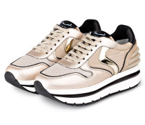 Sneaker MAY POWER - BEIGE/ GOLD