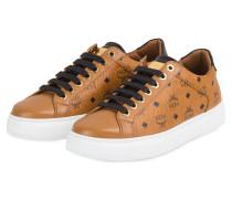 Sneaker VISETOS - COGNAC