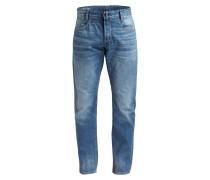 Jeans D-STAQ Tapered-Fit - 071 fleck denim