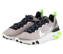 Sneaker REACT 55 - GRAU/ SCHWARZ