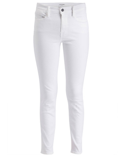 Skinny-Jeans LE HIGH - weiss