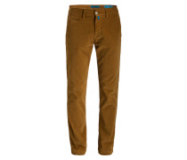 Cordhose LYON FUTURE FLEX Tapered Fit