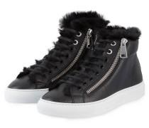 Hightop-Sneaker HOXTON - SCHWARZ