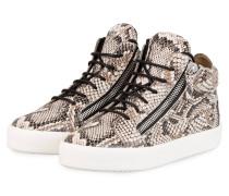 Hightop-Sneaker KRISS PYTHON
