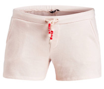 Sweat-Shorts - hellrosa