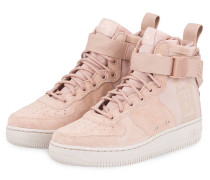 Hightop-Sneaker SF AIR FORCE 1 MID - ROSÉ