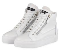 Hightop-Sneaker EVA 14 - WEISS