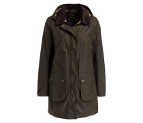 Barbour damen jacke blau