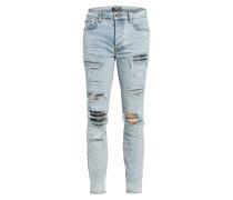 Destroyed Jeans MX1 Slim Fit