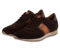 Sneaker BENNET - DUNKELBRAUN