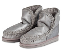 Fell-Boots ESKIMO18 - SILBER