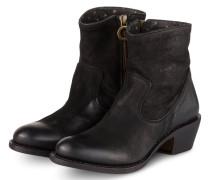 Cowboy Boots ROYAL ROCKER - SCHWARZ