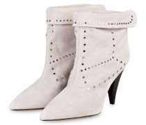 Cowboy Boots LISBO - CREME
