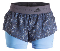 2-in-1-Laufshorts PRINTED