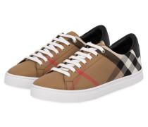 Sneaker ALBERT - HELLBRAUN/ SCHWARZ