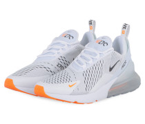 Sneaker AIR MAX 270 - WEISS/ ORANGE