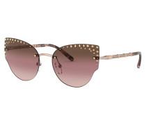 Sonnenbrille MK-1058B mit Schmucksteinbesatz